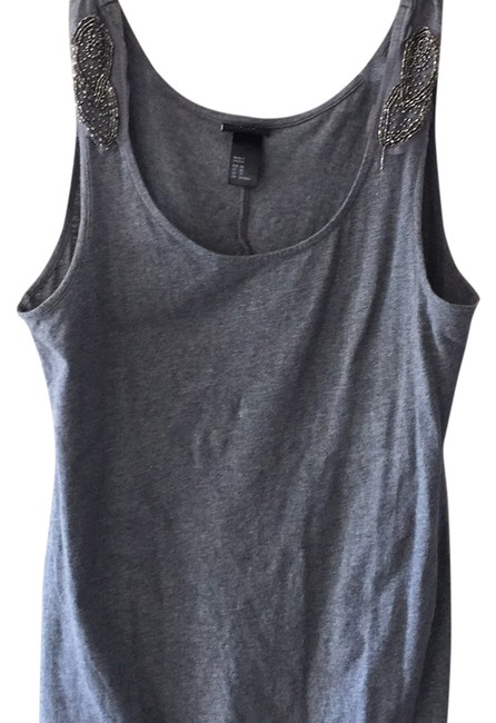Preload https://item5.tradesy.com/images/h-and-m-grey-tank-topcami-size-0-xs-14891599-0-1.jpg?width=400&height=650