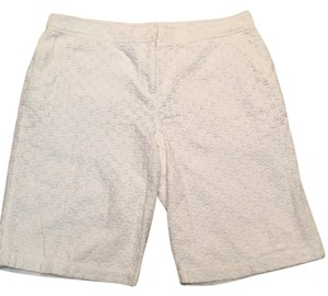 Izod Bermuda Shorts White