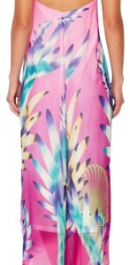Pink blue greaen Maxi Dress by Yumi Kim