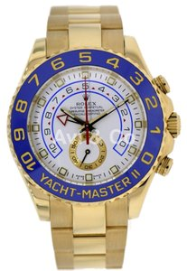 Rolex Rolex Yacht-Master II 18K Yellow Gold Watch 116688