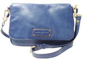 Marc Jacobs Blue Long Strap Shoulder Bag