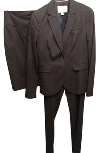 Banana Republic Navy Lightweight Wool Martin Fit Pant and Skirt 3-Piece Suit Set