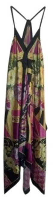 Preload https://item3.tradesy.com/images/kaelyn-max-pink-yellow-black-green-floral-long-casual-maxi-dress-size-8-m-148922-0-0.jpg?width=400&height=650