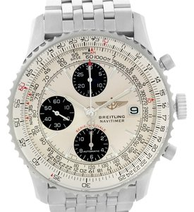 Breitling Breitling Navitimer Fighter Chronograph Stainless Steel Watch A13330