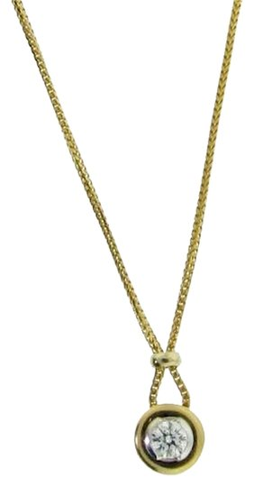 Preload https://img-static.tradesy.com/item/1489228/yellow-gold-white-gold-and-diamond-wholesale-50-carat-solitaire-pendant-set-in-18l-chain-necklace-0-0-540-540.jpg