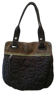 Fossil Shopper Tote Carryall Shoulder Bag