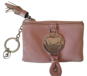 Juicy Couture Juicy Couture Leather Coin Purse