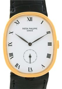 Patek Philippe Patek Philippe Golden Ellipse 18k Yellow Gold Watch 3948
