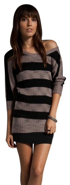 Preload https://img-static.tradesy.com/item/1489277/splendid-chunky-slub-knit-stripe-sweater-0-0-650-650.jpg