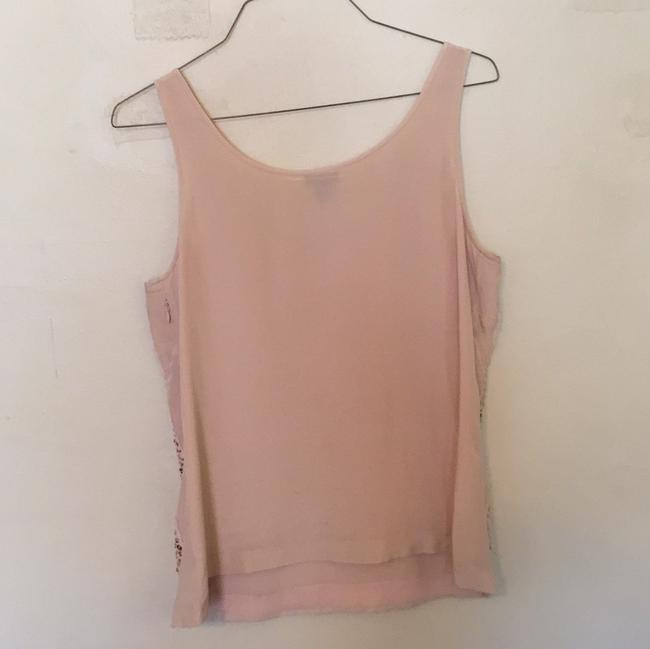 J.Crew Top Peach gold