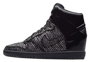 Nike Dunk Ski Hi Essential Wedge Black Wedges