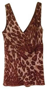 INC International Concepts Top Leopard