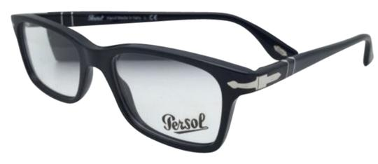 Preload https://item5.tradesy.com/images/persol-3030-v-95-black-frame-w-clear-lenses-new-rx-able-eyeglasses-50-17-140-w-14893789-0-1.jpg?width=440&height=440