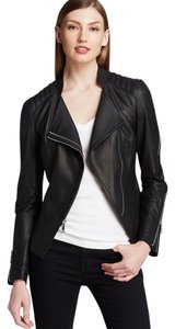 Dawn Levy Leather Fall Spring Chic Leather Jacket