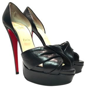 Christian Louboutin Louboutins Black Pumps