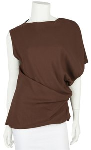 Balenciaga Top Brown