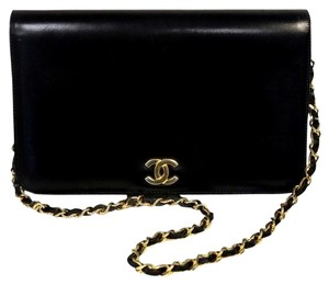 Chanel Quilted Maxi Caviar Shopper Shoulder Bag