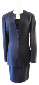 Giorgio Armani 3 pcs jacket skirt top suit