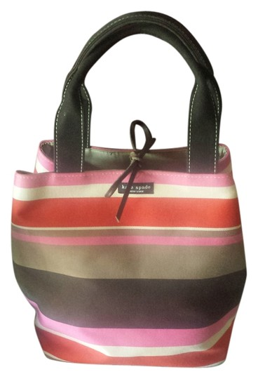 Preload https://item4.tradesy.com/images/kate-spade-striped-weekender-vintage-multi-color-brownorangepinkcream-canvas-tote-14897113-0-1.jpg?width=440&height=440