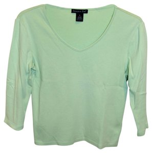 T Shirt Light Green