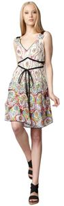 Nanette Lepore short dress Multicolor Sleeveless on Tradesy