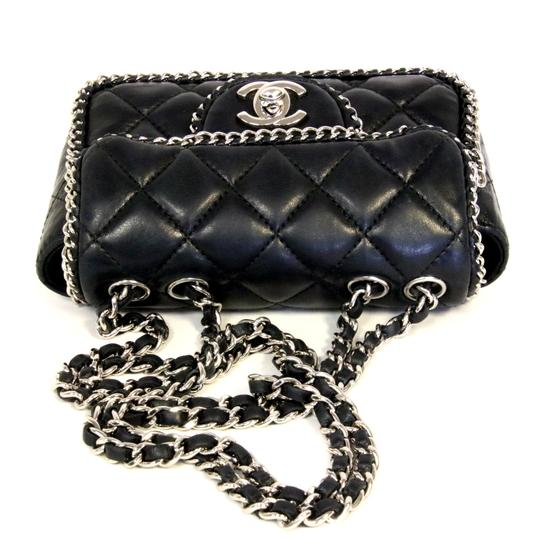 Chanel Mini Flap Crossbody Classic Flap Le Boy 2.55 Shoulder Bag