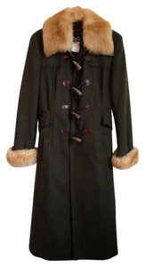 Dolce&Gabbana Faux Fur Coat