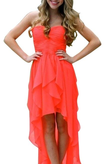 Preload https://img-static.tradesy.com/item/14898172/arden-b-pink-strapless-prom-or-a-ball-or-any-cocktail-event-high-low-formal-dress-size-0-xs-0-1-650-650.jpg