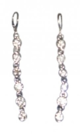 Preload https://item4.tradesy.com/images/crystalsilver-dillards-collection-dropearrings-earrings-148988-0-0.jpg?width=440&height=440