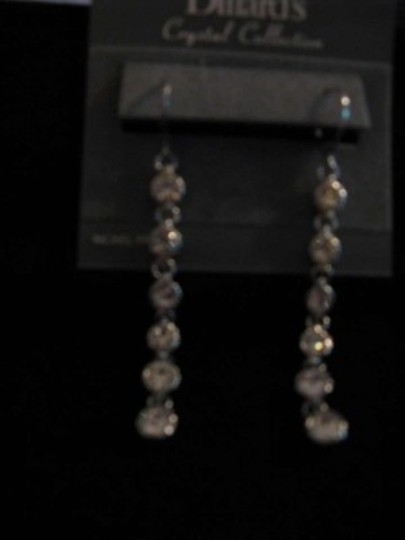 Other Dillards Crystal Collection DropEarrings