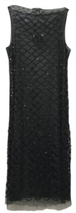 Vivienne Tam Night Out Evening Sheer Dress