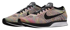 Nike Flyknit Racer Rainbow Athletic