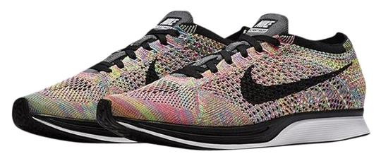 Nike Flyknit Racer Limited Edition Rainbow Athletic