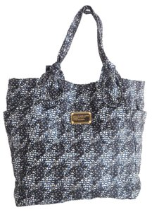 Marc Jacobs Nylon Indigo Blue Tote in Multi-Color