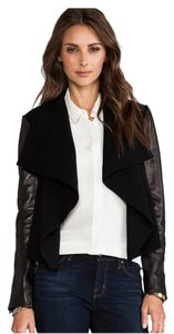 Diane von Furstenberg Leather Versatile Casual Going-out Leather Jacket