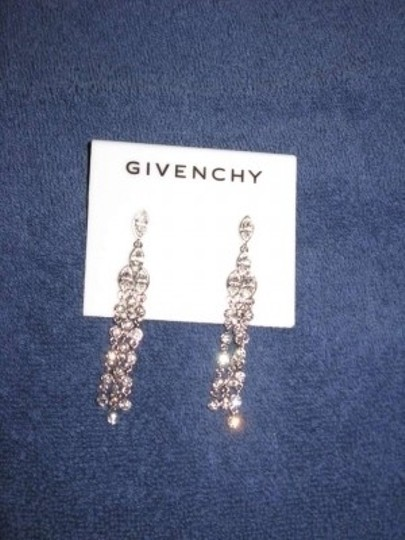Givenchy Givenchy Crystal Earrings