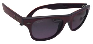 Ray-Ban Junior Collection Kids Ray-Ban Sunglasses JR 9035-S 147/90 Fuchsia Frame w/Violet Gradient Lenses