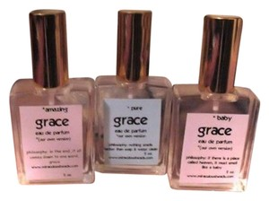 Philosophy Type Pure Grace Perfume Set