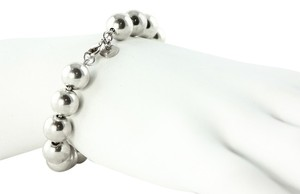 Tiffany & Co. * Tiffany & Co Silver Bead Bracelet