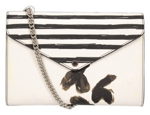 Marc Jacobs Pattern Saffiano Leather Mj Cross Body Bag