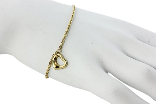 Preload https://item4.tradesy.com/images/tiffany-and-co-18k-yellow-gold-heart-charm-bracelet-anklet-bracelet-14900818-0-1.jpg?width=440&height=440