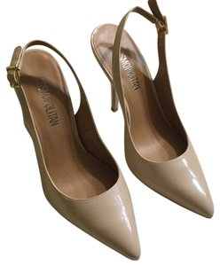 Cosmopolitan Tan Pumps