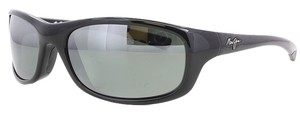 Maui Jim Maui Jim 279-02 Wrap Color Gloss Black Polarized