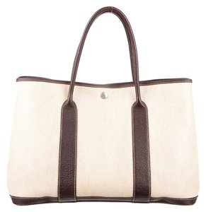 Hermès Tote in Tan