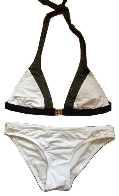Preload https://item1.tradesy.com/images/bcbgmaxazria-white-ink-and-fatigue-color-block-swimsuit-bikini-set-size-2-xs-14901805-0-1.jpg?width=400&height=650