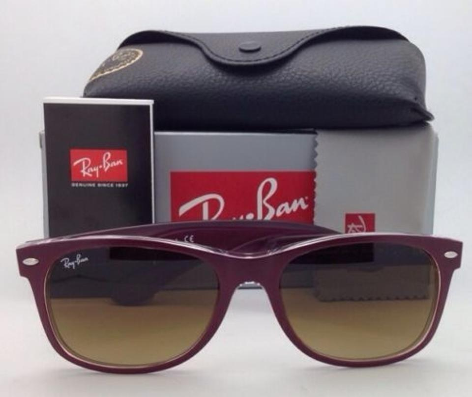9f7ac6210c Ray Ban Black Fade To Clear