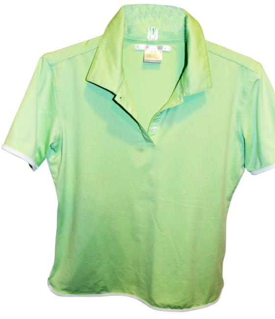 Preload https://item3.tradesy.com/images/nike-mint-green-with-white-trim-golf-activewear-top-size-8-m-29-30-14902507-0-1.jpg?width=400&height=650