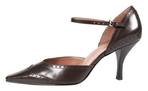 Bandolino Leather Brown Pumps