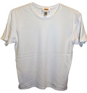 Talbots Small T Shirt White