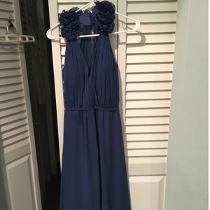 Bari Jay Royal Blue Dress